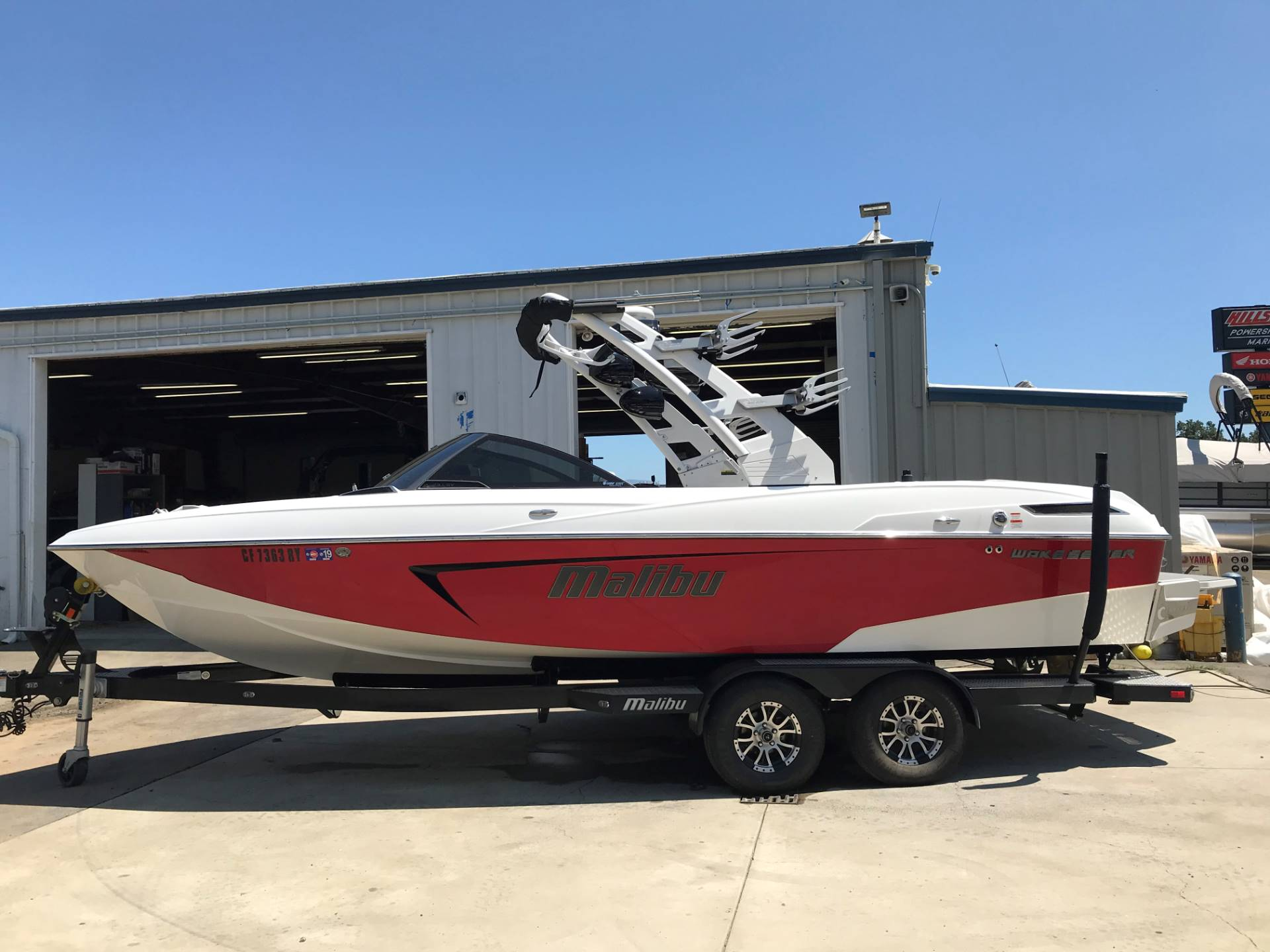 2017 Malibu 23LSV in Lakeport, California - Photo 1