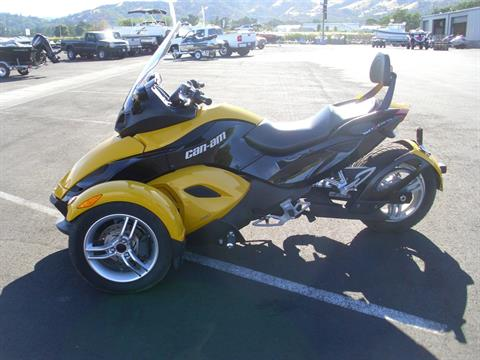 2008 Can-Am Spyder™ GS SM5 in Lakeport, California