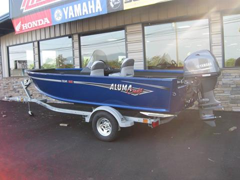2017 Alumacraft Escape 165 CS in Lakeport, California