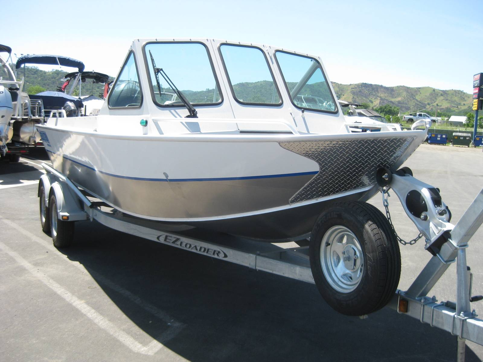 2019 Boulton Powerboats SKIFF 20 in Lakeport, California - Photo 2