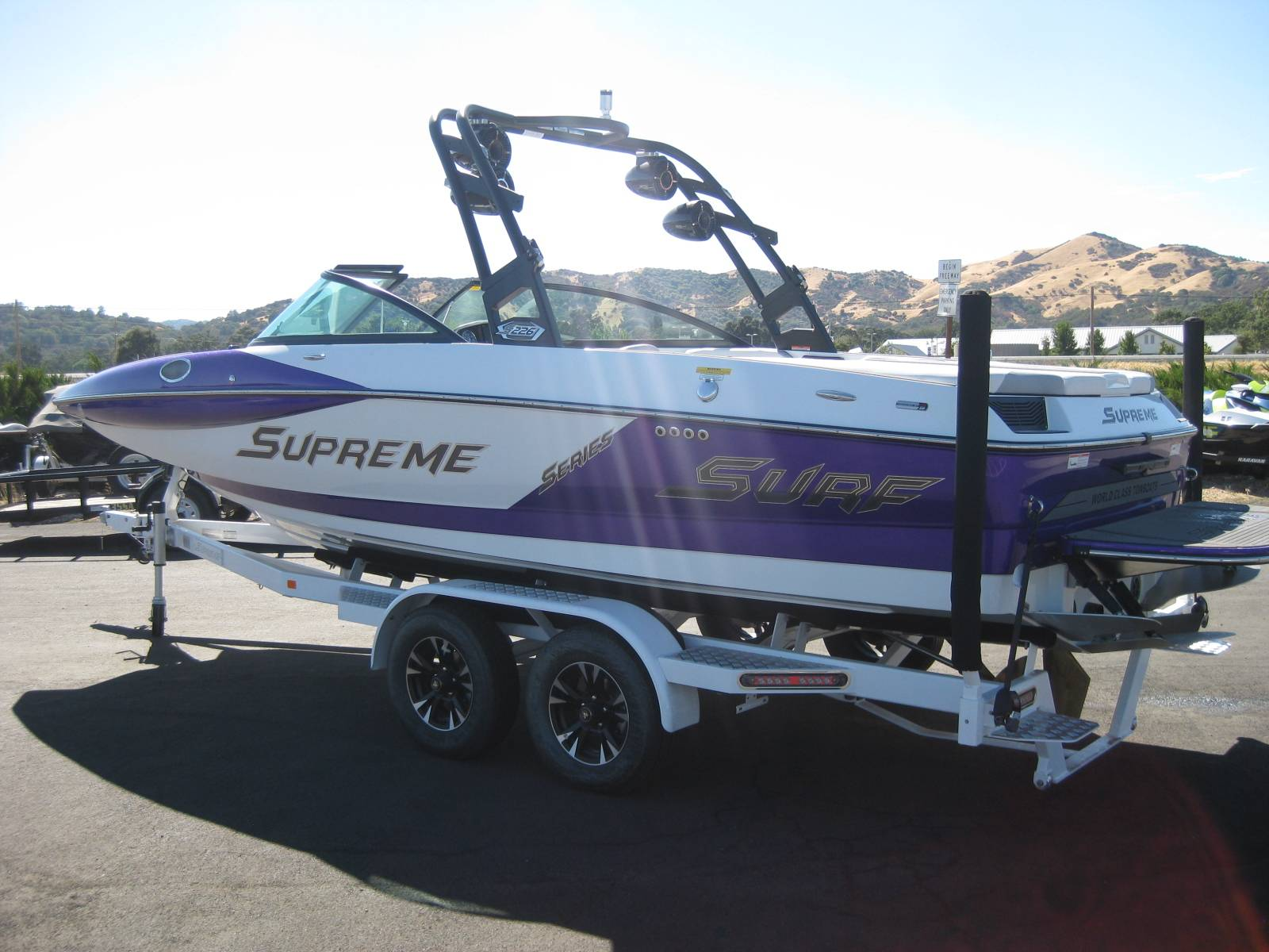 2018 Supreme S226 in Lakeport, California
