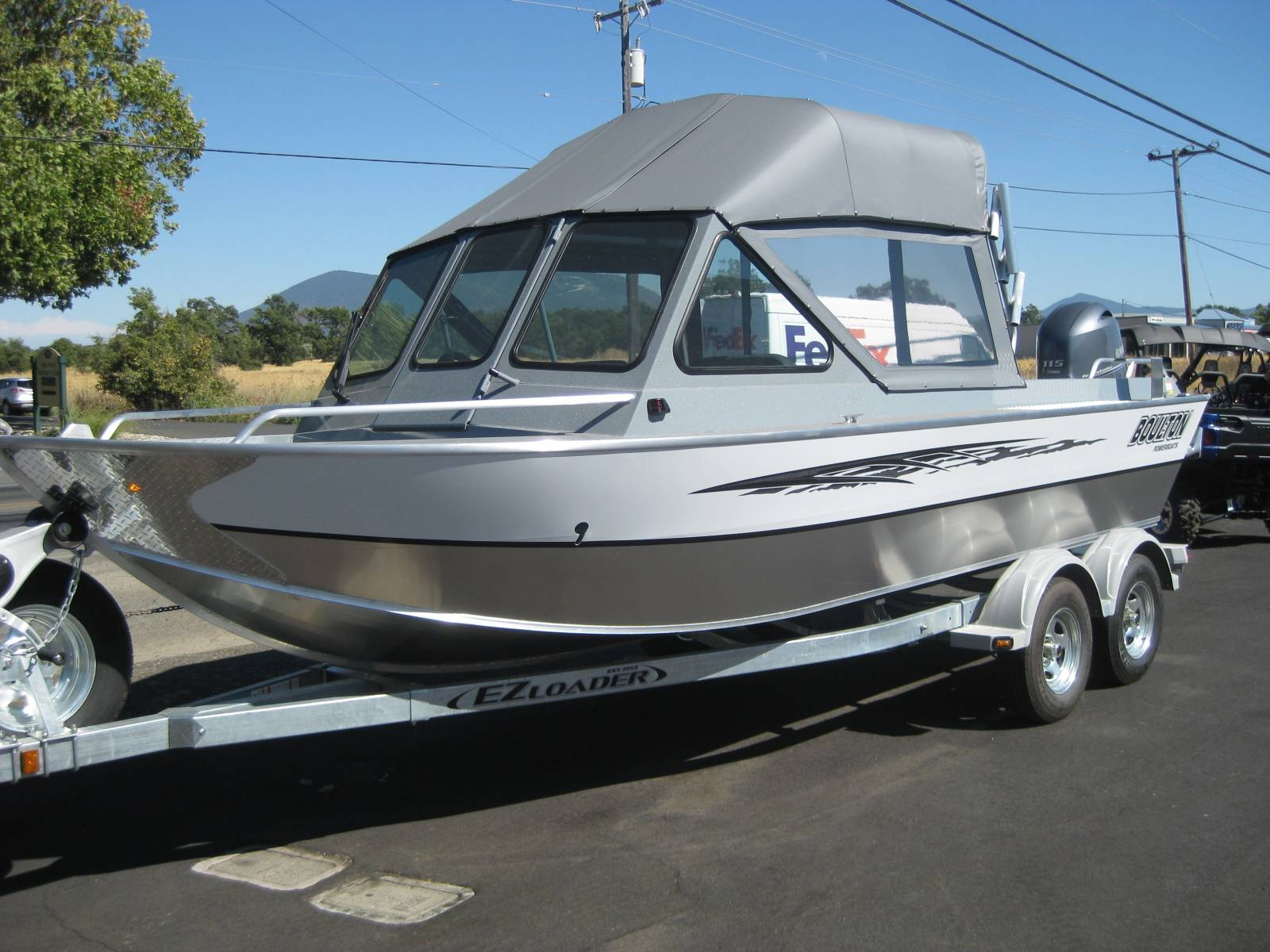 2018 Boulton Powerboats SKIFF 20 in Lakeport, California