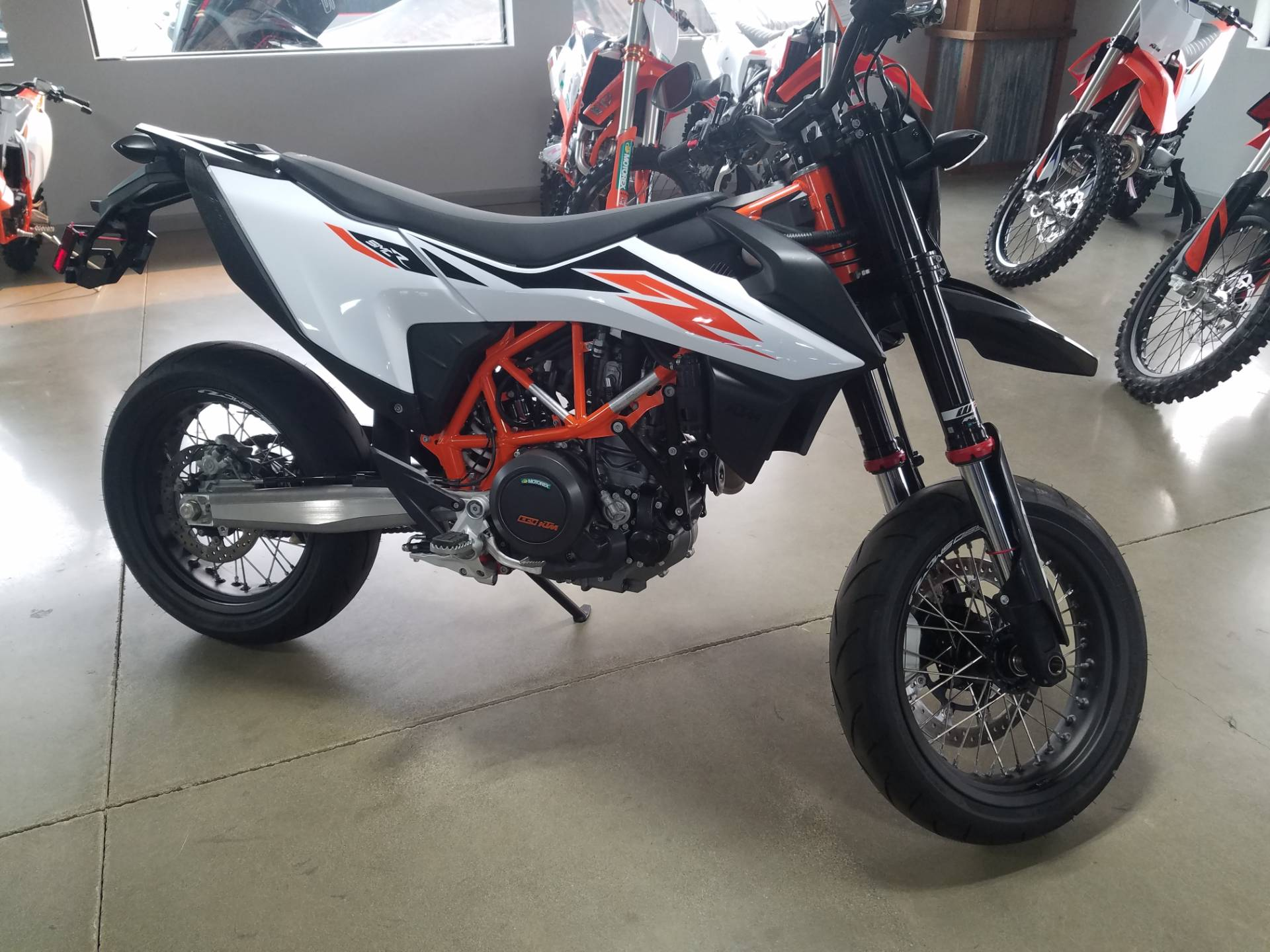2020 KTM 690 SMC R in Lakeport, California - Photo 1