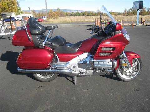 2001 Honda GOLDWING in Lakeport, California - Photo 1
