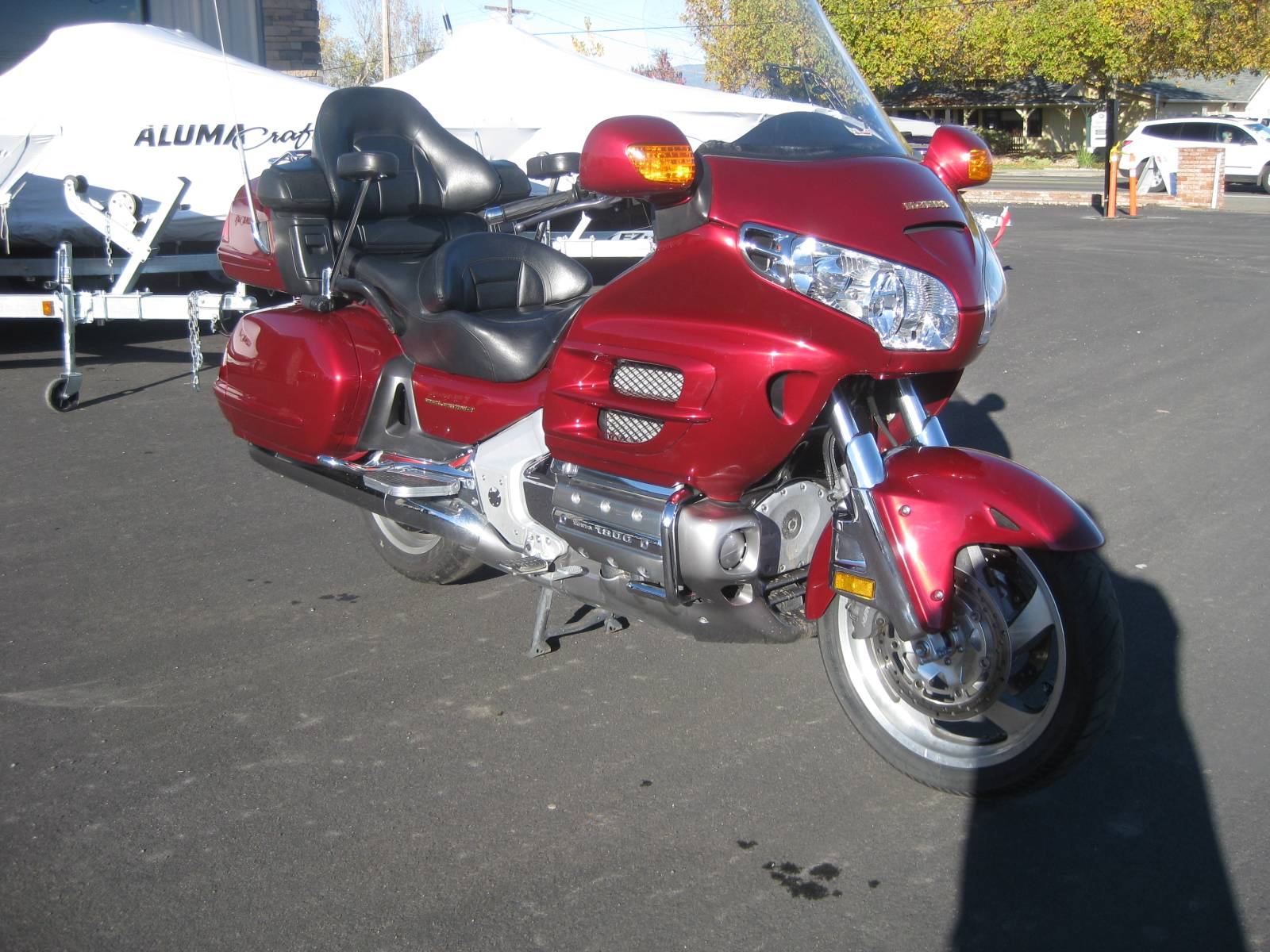 2001 Honda GOLDWING in Lakeport, California - Photo 5