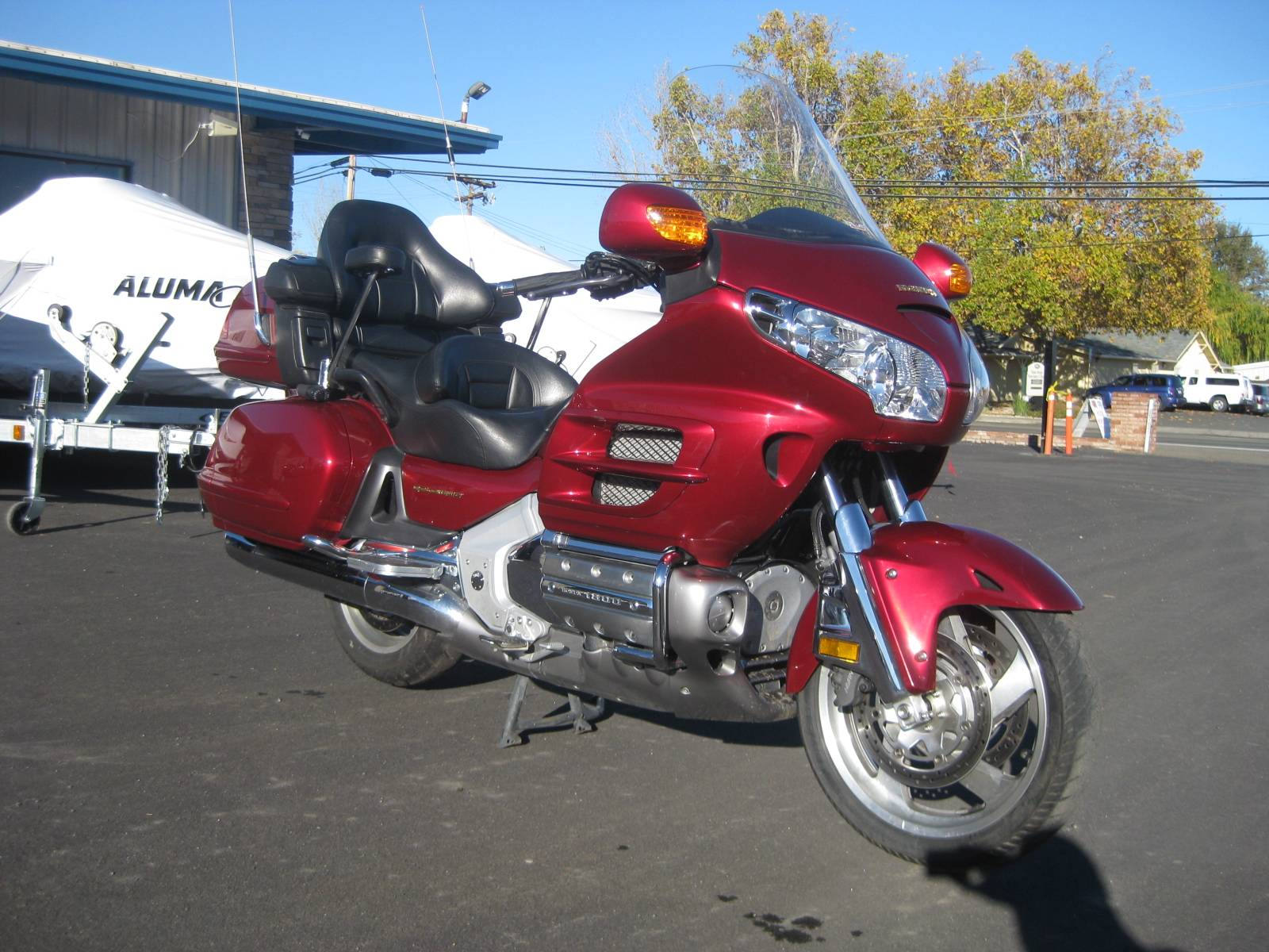 2001 Honda GOLDWING in Lakeport, California - Photo 6