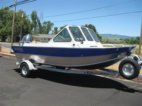 2017 Boulton Powerboats Skiff 18 in Lakeport, California
