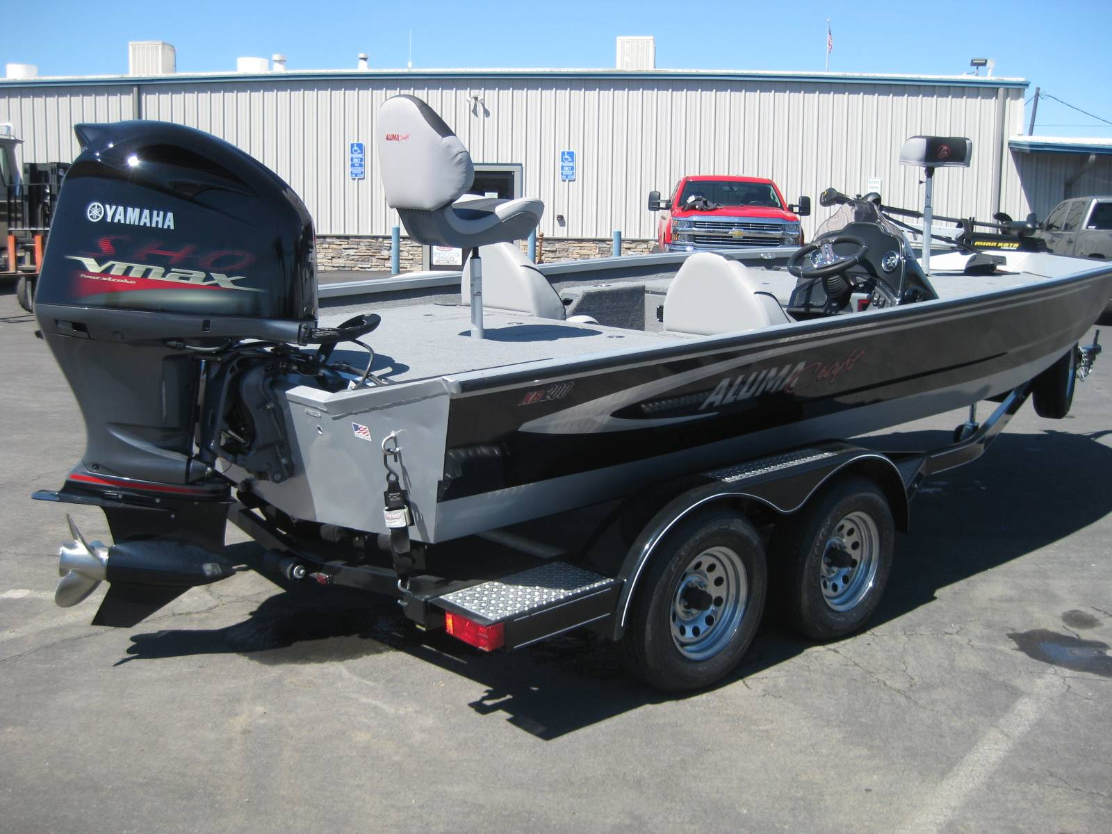 2019 Alumacraft XB 200 in Lakeport, California - Photo 5