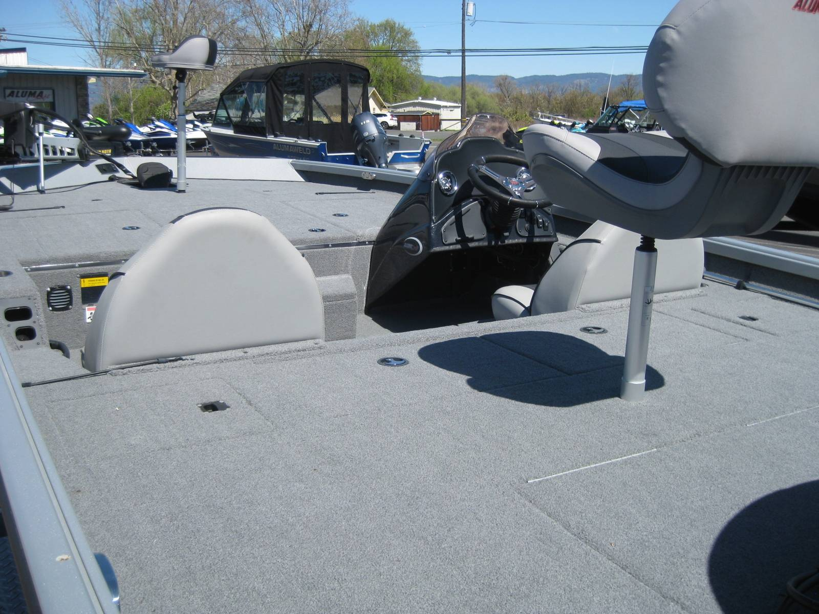 2019 Alumacraft XB 200 in Lakeport, California - Photo 9