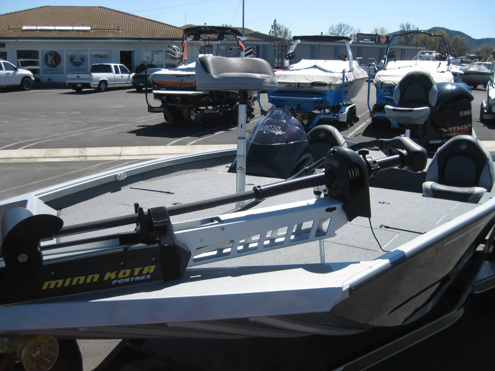 2019 Alumacraft XB 200 in Lakeport, California - Photo 11