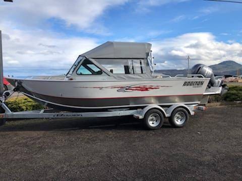 2019 Boulton Powerboats SEA SKIFF 20 in Lakeport, California