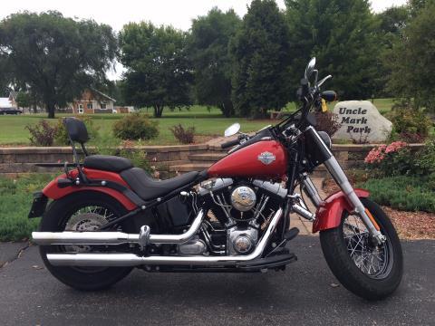2013 Harley-Davidson Softail Slim in Mankato, Minnesota