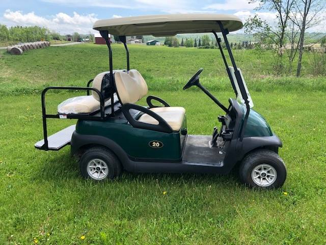2014 Club Car Precedent in Speculator, New York - Photo 2