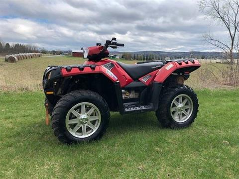 2011 Polaris Sportsman® 550 EPS in Speculator, New York - Photo 1