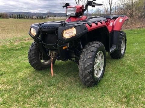 2011 Polaris Sportsman® 550 EPS in Speculator, New York - Photo 2
