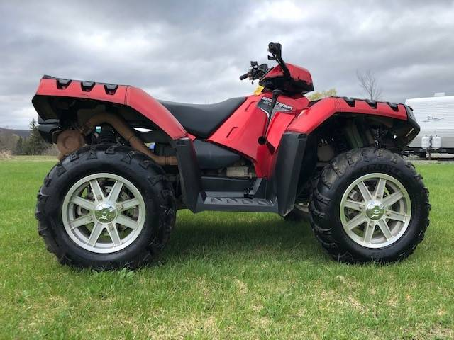 2011 Polaris Sportsman® 550 EPS in Speculator, New York - Photo 3