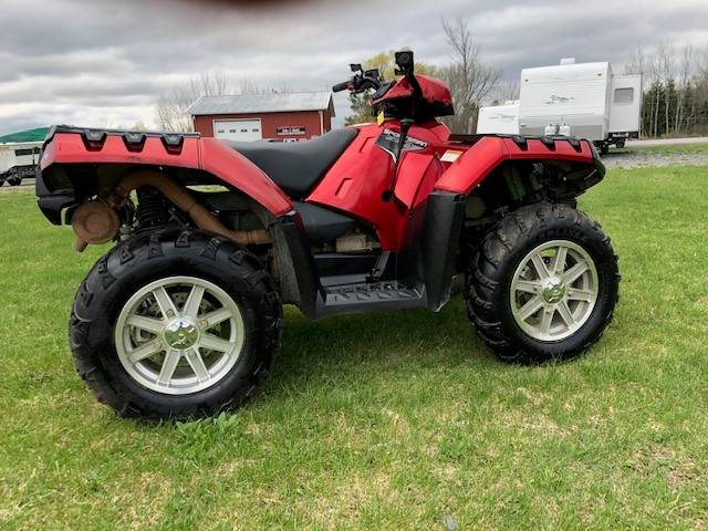 2011 Polaris Sportsman® 550 EPS in Speculator, New York - Photo 4