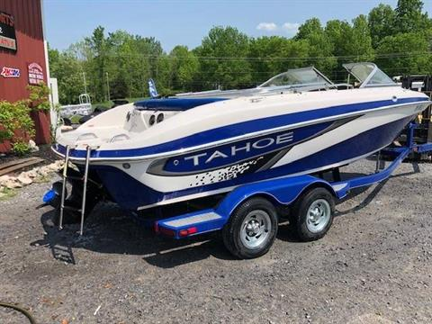 2010 Tahoe Q7 Bowrider Boat  in Speculator, New York - Photo 1