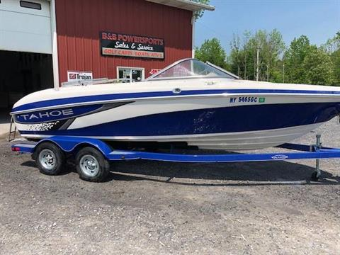 2010 Tahoe Q7 Bowrider Boat  in Speculator, New York - Photo 3