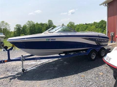 2010 Tahoe Q7 Bowrider Boat  in Speculator, New York - Photo 4