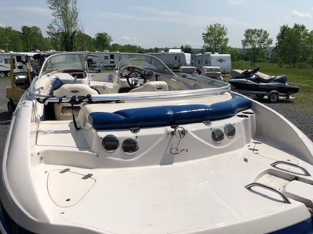 2010 Tahoe Q7 Bowrider Boat  in Speculator, New York - Photo 6