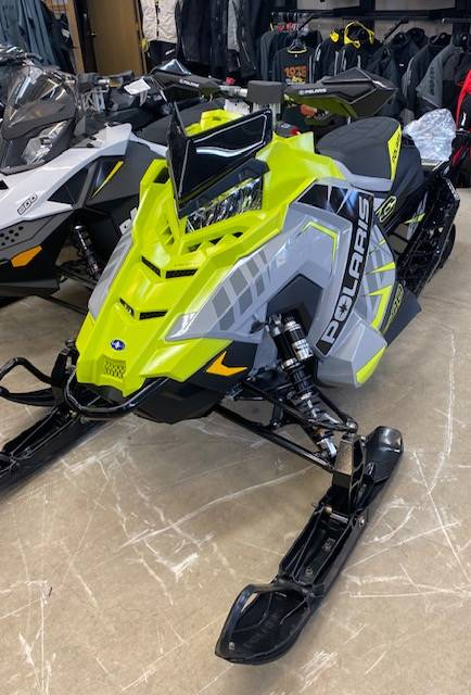 2020 Polaris 600 Indy XC 137 SC in Shawano, Wisconsin - Photo 1