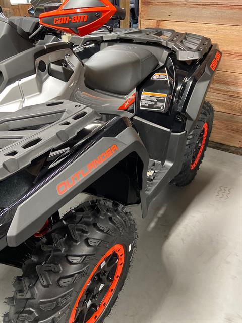 2021 Can-Am Outlander X XC 1000R in Cochranville, Pennsylvania - Photo 2
