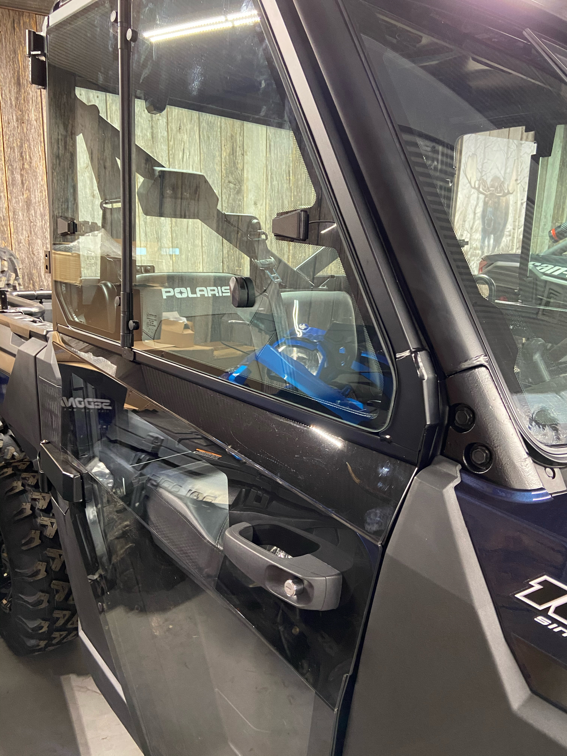 2021 Polaris Ranger 1000 Premium + Winter Prep Package in Cochranville, Pennsylvania - Photo 2