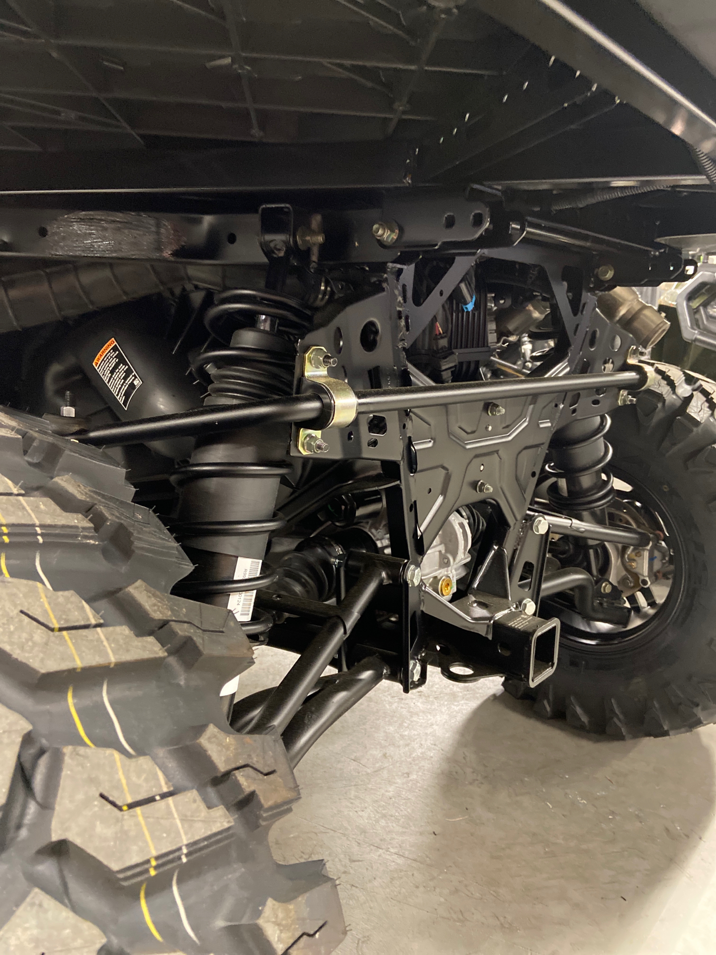 2021 Polaris Ranger XP 1000 Big Game Edition in Cochranville, Pennsylvania - Photo 5