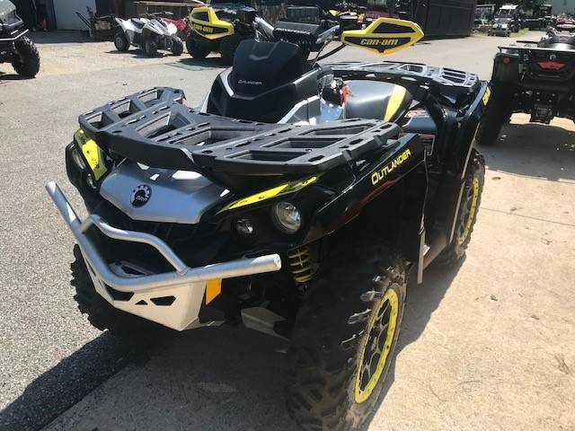 2018 Can-Am Outlander X XC 1000R in Cochranville, Pennsylvania - Photo 1