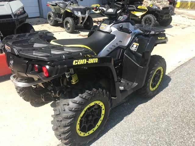 2018 Can-Am Outlander X XC 1000R in Cochranville, Pennsylvania - Photo 3