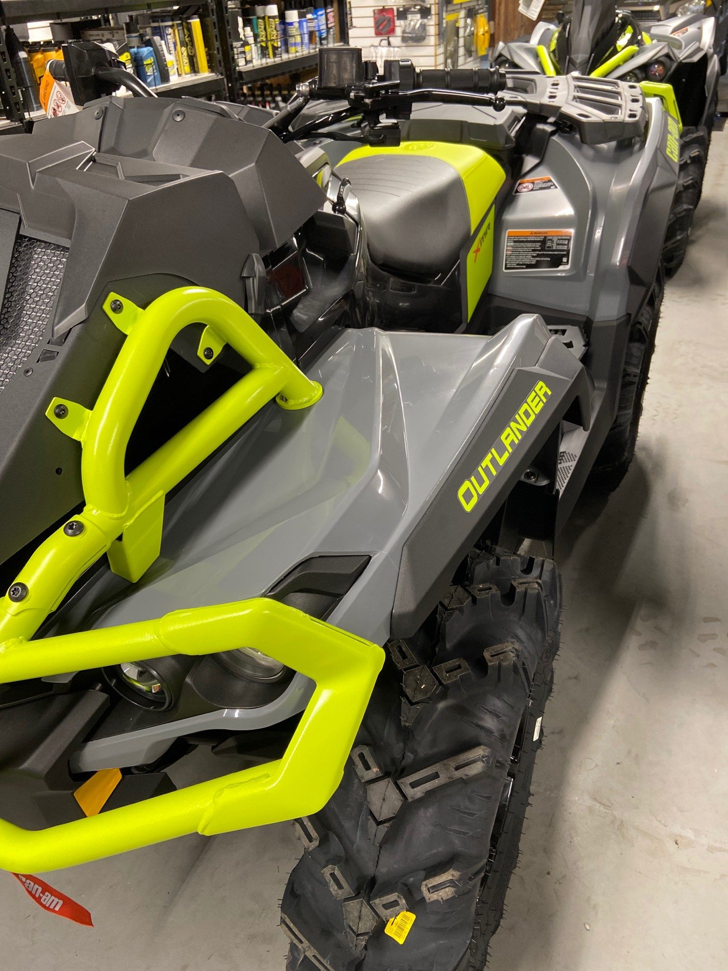 2021 Can-Am Outlander X MR 1000R in Cochranville, Pennsylvania - Photo 1
