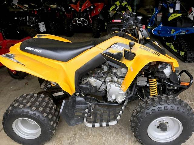 2010 Can-Am DS 250™ in Cochranville, Pennsylvania