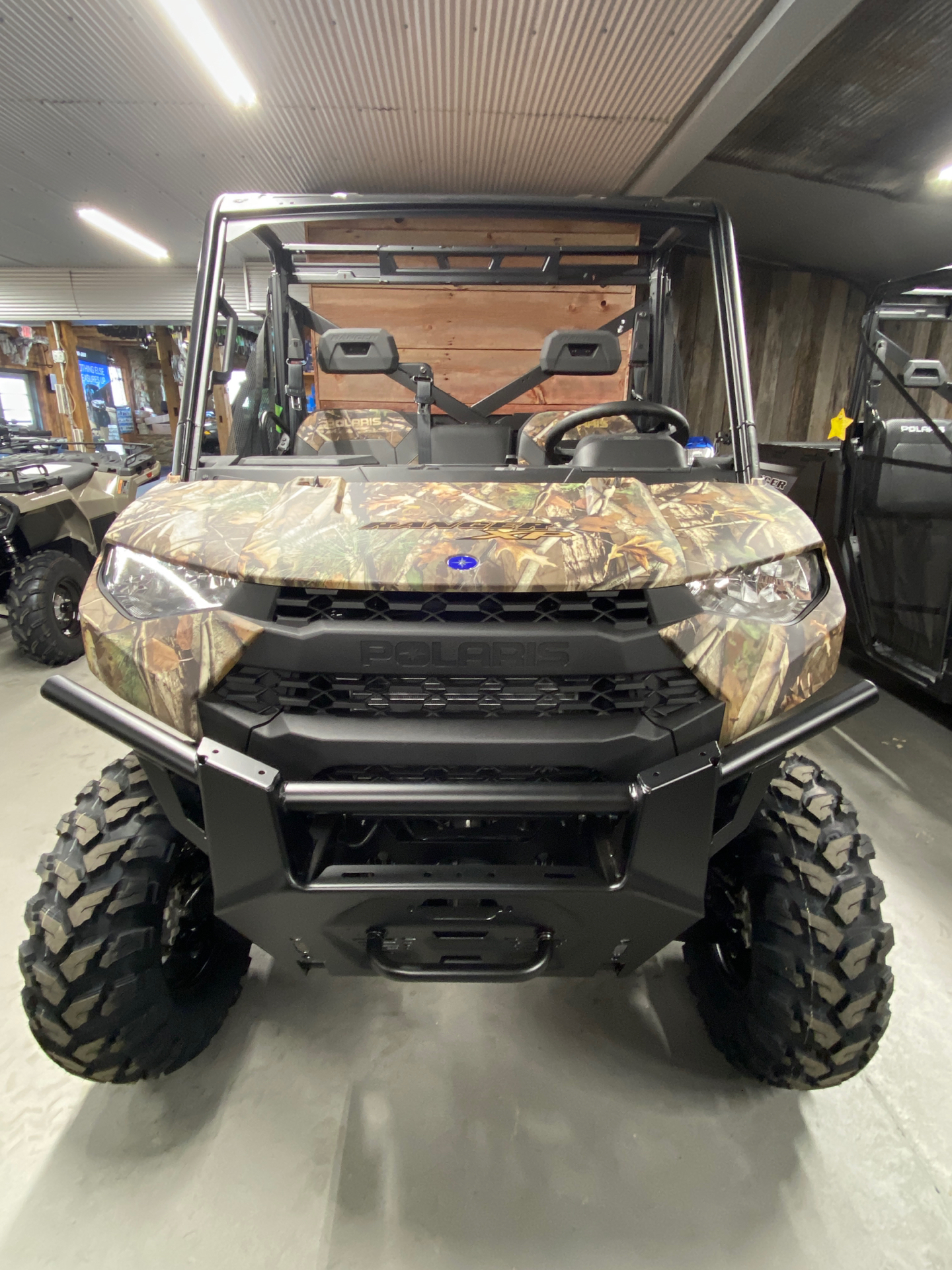 2021 Polaris Ranger XP 1000 Premium in Cochranville, Pennsylvania - Photo 1