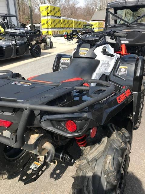 2017 Can-Am Outlander X mr 570 in Cochranville, Pennsylvania