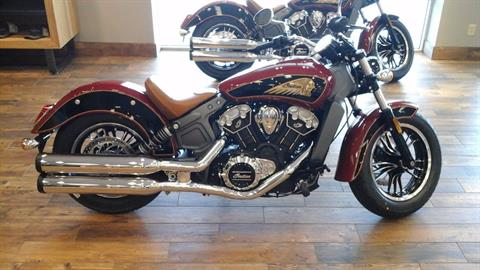 2017 Indian Scout® ABS in Ozark, Missouri