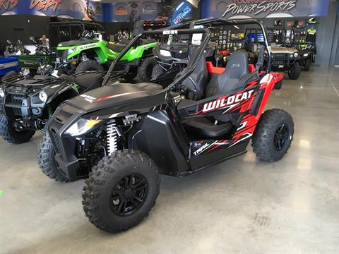 2017 Arctic Cat Wildcat Trail XT EPS in Ozark, Missouri