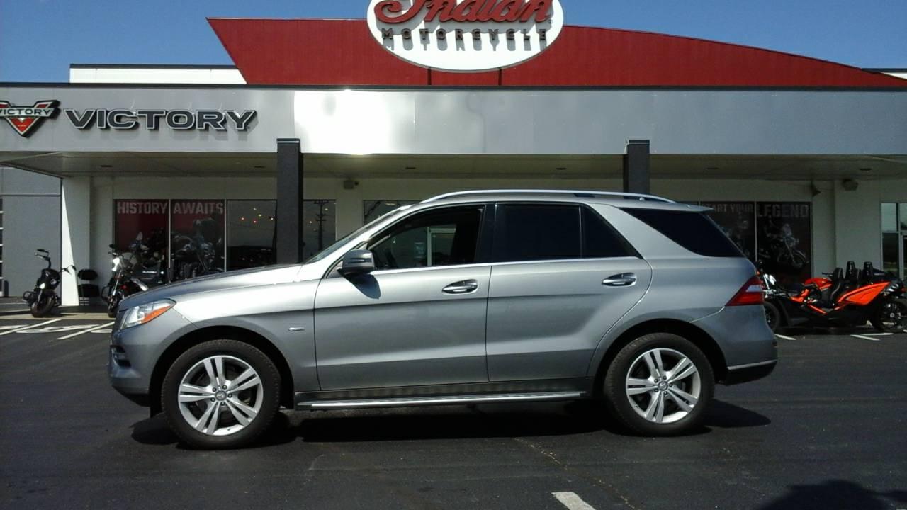 2012 Mercedes Benz Ml350 Automobile Ozark Missouri U Mer000981