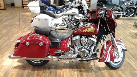 2018 Indian Chieftain® Classic in Ozark, Missouri