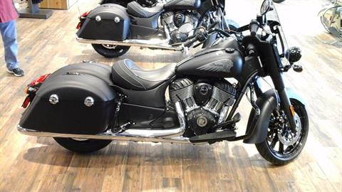 2018 Indian Springfield™ Dark Horse in Ozark, Missouri