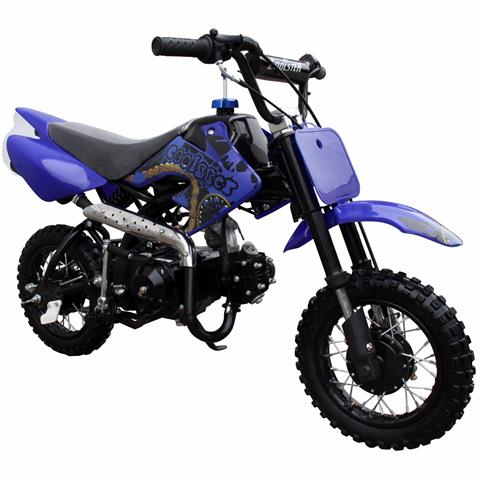 2016 TRAILMASTER DirtBike 70cc Semi-Auto in Ozark, Missouri