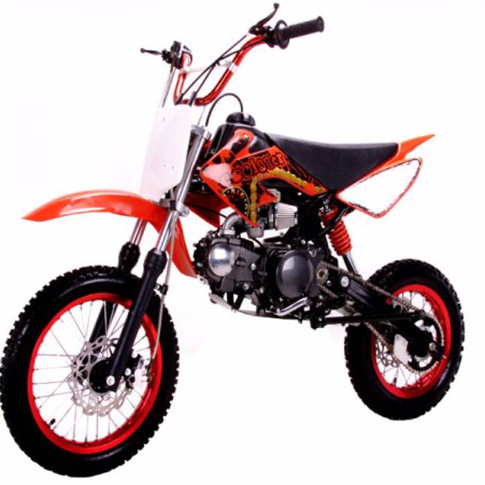 2016 TRAILMASTER DIRTBIKE 125CC  in Ozark, Missouri