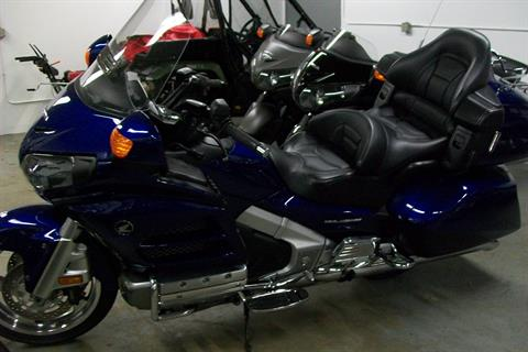 2014 Honda Gold Wing® Audio Comfort in Weymouth, Massachusetts