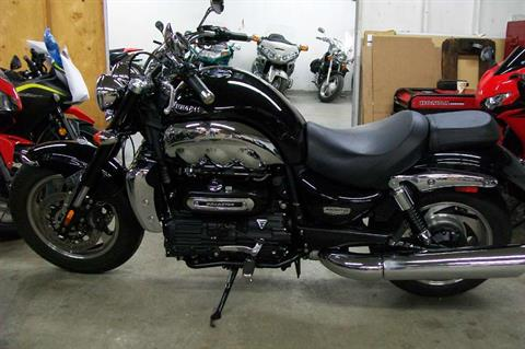 2011 Triumph Rocket III Roadster in Weymouth, Massachusetts