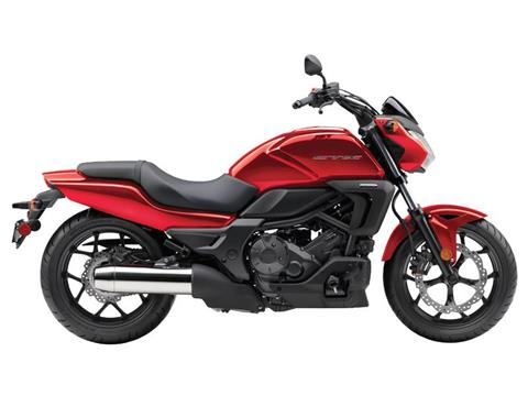 2014 Honda CTX®700N in Weymouth, Massachusetts