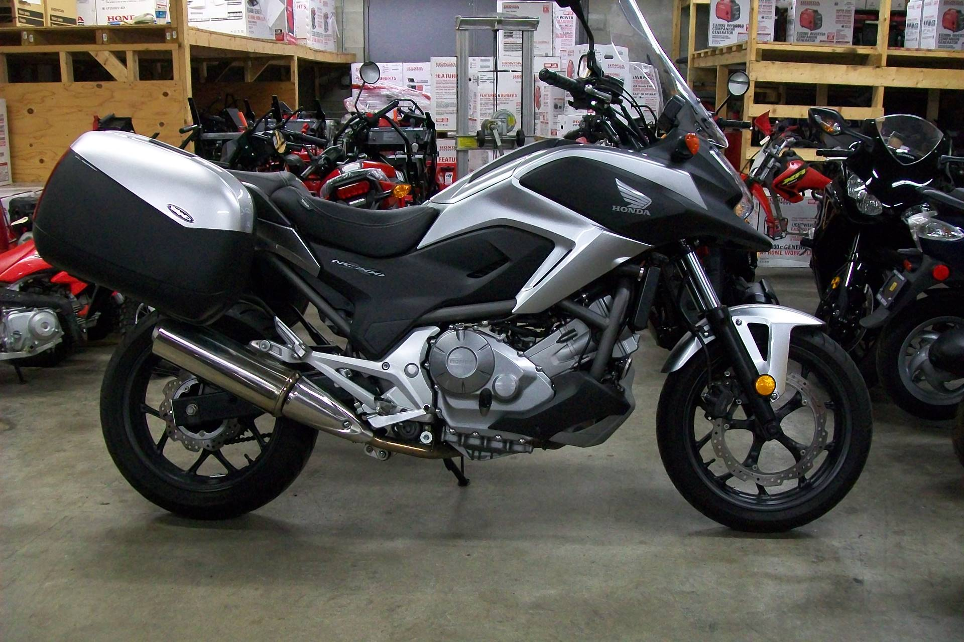 2012 honda nc700x for sale for Honda weymouth ma