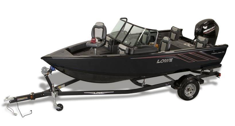 2021 LOWE BOATS FS1700 in Ogallala, Nebraska - Photo 1
