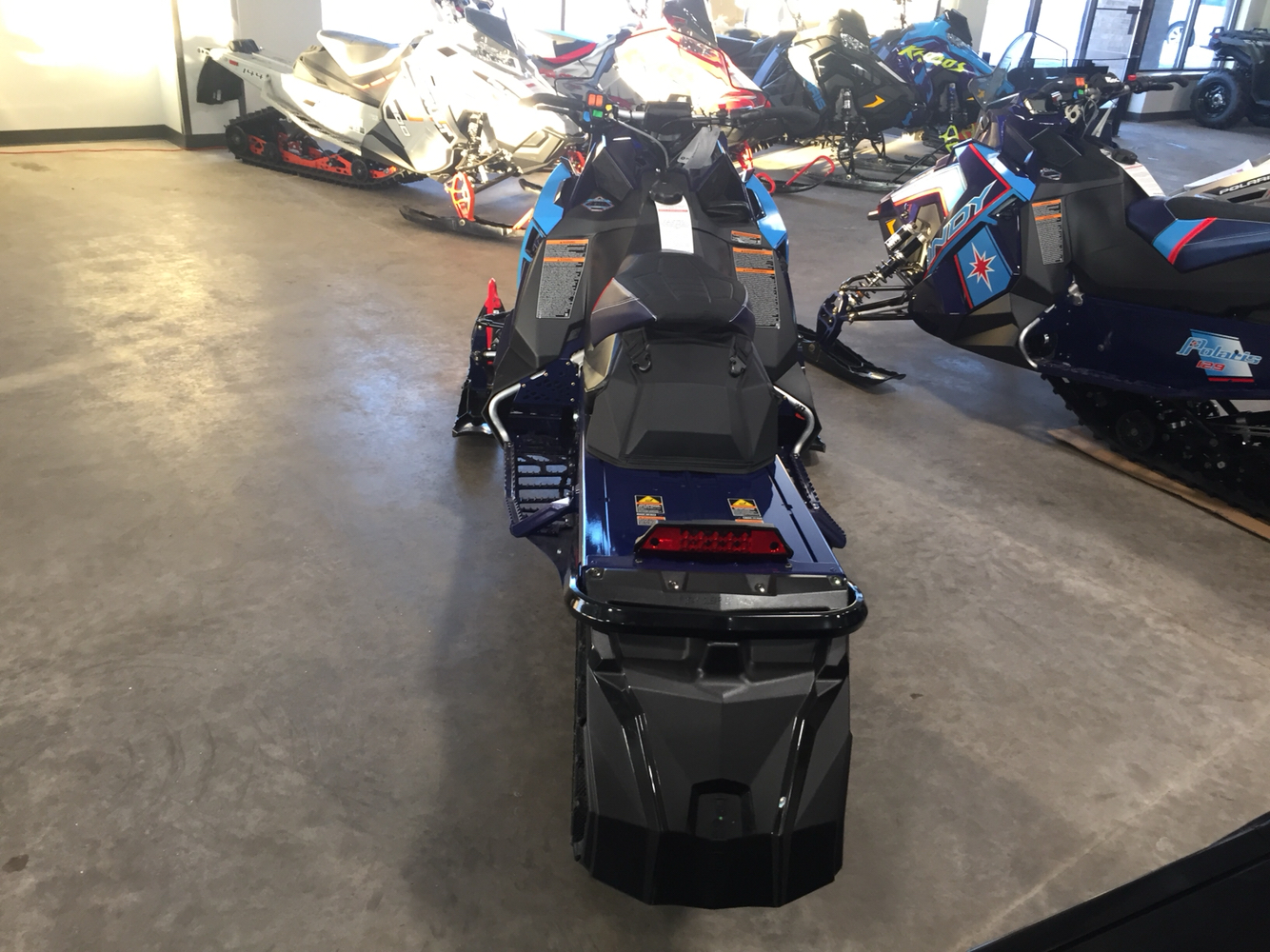 2020 Polaris 600 Indy XC 129 SC in Rothschild, Wisconsin - Photo 3