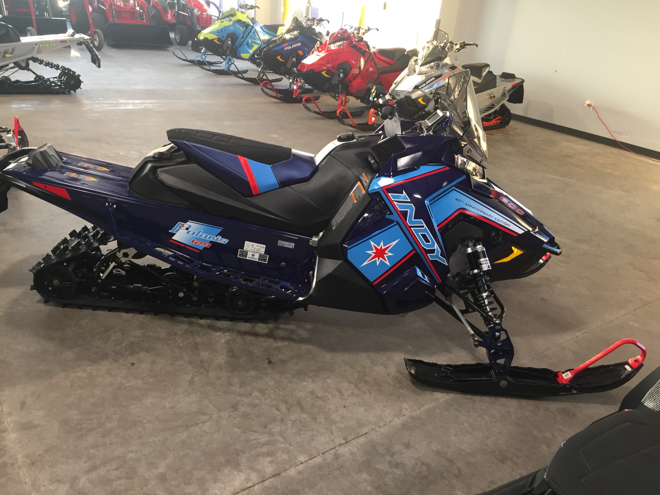 2020 Polaris 600 Indy XC 129 SC in Rothschild, Wisconsin - Photo 6