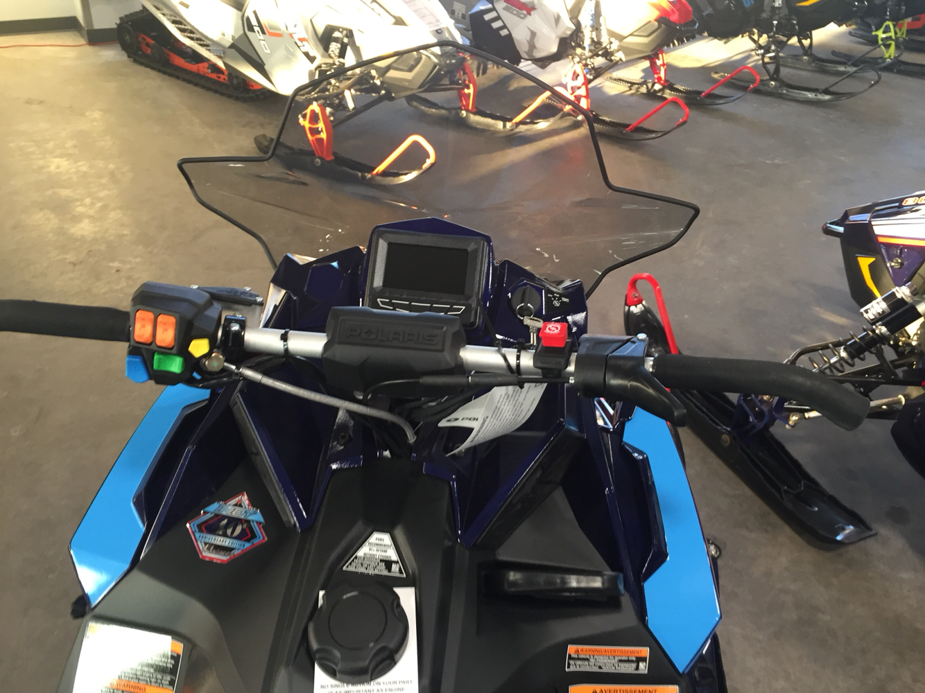 2020 Polaris 600 Indy XC 129 SC in Rothschild, Wisconsin - Photo 7